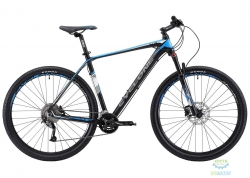 Велосипед Cyclone 29 ALX рама - 18 черно-синий 2018