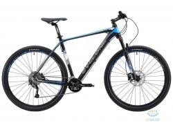Велосипед Cyclone 29 ALX рама - 22 черно-синий 2018
