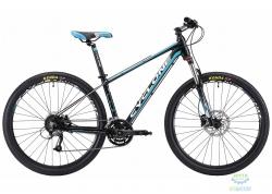 Велосипед Cyclone 27,5 LLX-650b  рама - 15,5 черно-синий  2018