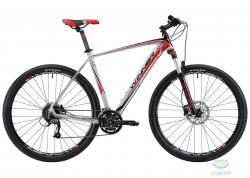 Велосипед 29 Winner Epic Рама - 18 Серо-Красный 2018