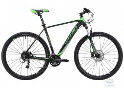 Велосипед 29 Winner Epic Рама - 18 Черно-Зеленый 2018