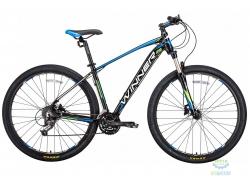 Велосипед 29 Winner Gladiator Рама - 18 Черно-Синий 2018