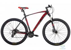 Велосипед 29 Winner Drive Рама - 18 Черно-Красный 2018