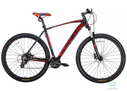Велосипед 29 Winner Drive Рама - 22 Черно-Красный 2018