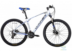 Велосипед 27,5 Winner Drive Рама - 17 Белый 2018