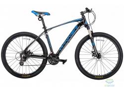 Велосипед 27,5 Winner Drive Рама - 21 Черно-Синий 2018