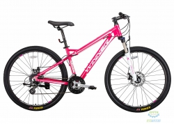 Велосипед 27,5 Winner Stella Рама - 16 Малиновый 2018