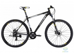 Велосипед 29 Winner Impulse Рама - 22 Черно-Белый-Мат 2018