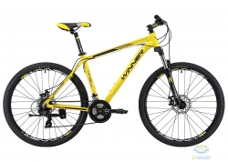 Велосипед 27,5 Winner Impulse Рама - 19 Желто-Черный-Мат 2018
