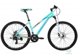 Велосипед 27,5 Winner Alpina Рама - Рама - 15,5 Голубой 2018