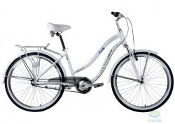 Велосипед 26 Winner Pretty Рама - 16 Белый 2018