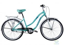 Велосипед 26 Winner Pretty Рама - 16 Бирюза 2018