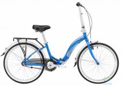 Велосипед 24 Winner Ibiza Синий Складной 2018