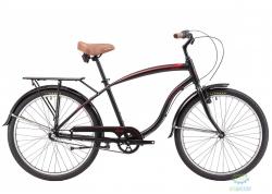Велосипед 26 Winner Corsa Beach Cruiser Черный 2018