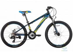 Велосипед 24 Winner Bullet Рама - Рама - 12,5 Черный 2018