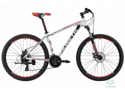 Велосипед 29 Kinetic Crystal Рама - 18 Белый 2018