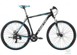 Велосипед 29 Kinetic Storm Рама - 20 Черно-Синий 2018