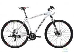 Велосипед 29 Kinetic Storm Рама - 22 Бело-Красный 2018