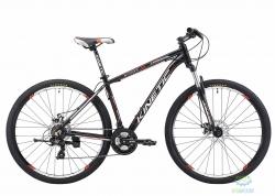 Велосипед 29 Kinetic Storm Рама - 22 Черно-Оранж 2018