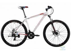 Велосипед 27,5 Kinetic Storm Рама - 17 Бело-Красный 2018