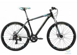 Велосипед 27,5 Kinetic Storm Рама - 17 Черно-Голубой 2018