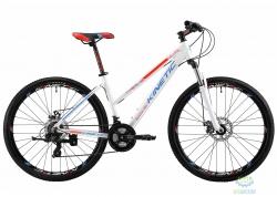 Велосипед 27,5 Kinetic Vesta Рама - 17 Белый 2018