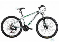 Велосипед 26 Kinetic Profi Рама - 15 Белый 2018
