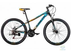 Велосипед 26 Kinetic Profi Рама - 15 Черный 2018