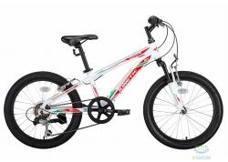 Велосипед 20 Kinetic Coyote Рама - 11 Белый 2018
