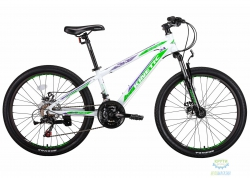 Велосипед 24 Kinetic Sniper Рама - 12 Белый 2018