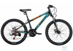 Велосипед 24 Kinetic Sniper Рама - 12 Черный 2018