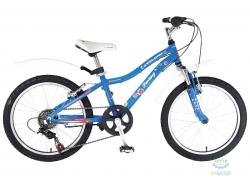 Велосипед 20 Cyclone Fantasy Рама - 11 Синий 2016