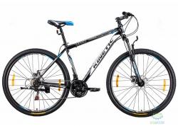 Велосипед 29 Kinetic Unic-Steel Рама - 21 Черно-Белый 2016