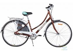 Велосипед 28 Cyclone Monaco 3-Nexus Рама - 20 Коричневый 2016