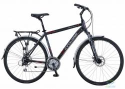 Велосипед 28 Cyclone Discovery- Disk Рама - 20 Черный 2016