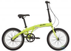 Велосипед 20 Pride MINI 3 неон/лайм 2018