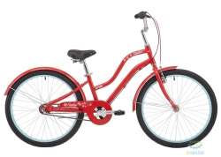 Велосипед 24 Pride Sophie 4.2 красный 2019