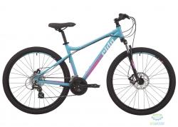 Велосипед 27,5 Pride Stella 7.2 рама - S бирюзовый 2018