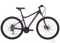 Велосипед 27,5 Pride Stella 7.3 рама - M темно-синий 2018