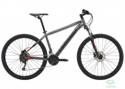 Велосипед 27,5 Cannondale CATALYST 2 рама - X 2018 GRY серый