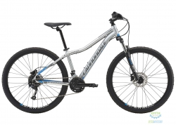 Велосипед 27,5 Cannondale FORAY 2 Feminine рама - L 2018 SLV