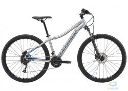 Велосипед 27,5 Cannondale FORAY 2 Feminine рама - L 2018 SLV