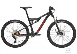 Велосипед 27,5 Cannondale HABIT 6 рама - S 2018 BLK черный