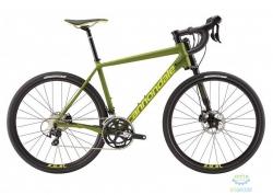 Велосипед 27,5 Cannondale SLATE 105 Disc рама - S зеленый матовый