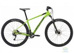 Велосипед 27,5 Cannondale TRAIL 7 рама - M 2018  AGR зеленый