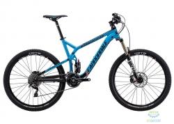 Велосипед 27,5 Cannondale TRIGGER Alloy 4 рама - M 2015 blue