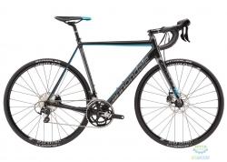 Велосипед 28 Cannondale CAAD12 DISC 105 5 рама - 54см черный мат 2016