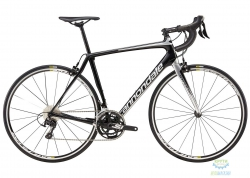 Велосипед 28 Cannondale SYNAPSE Carbon 105 рама - 51 2018 SLV черный