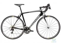 Велосипед 28 Cannondale SYNAPSE Carbon 105 рама - 54 2018 SLV черный