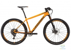 Велосипед 29 Cannondale F-SI Carbon 2 рама - L оранжевый 2016